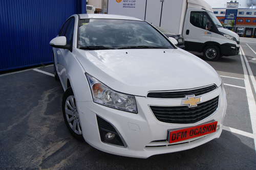 Chevrolet Cruze 2.0 VCDI LT 4P 140CV