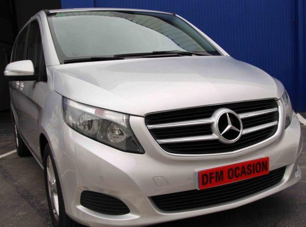 Mercedes V 220 cdi 8 plazas