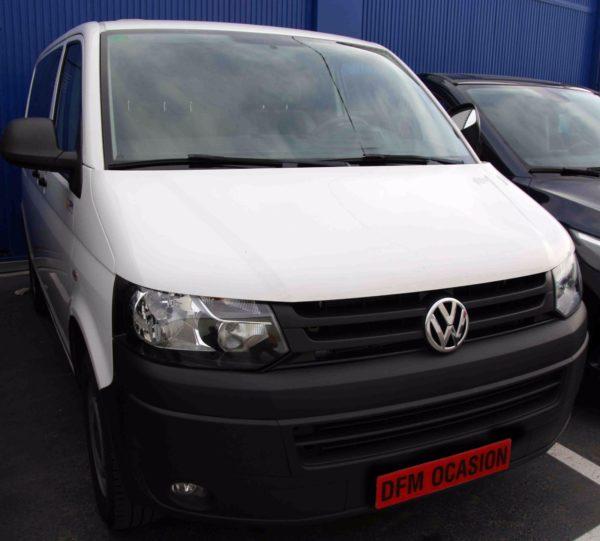 Volkswagen Transporter 9 plazas