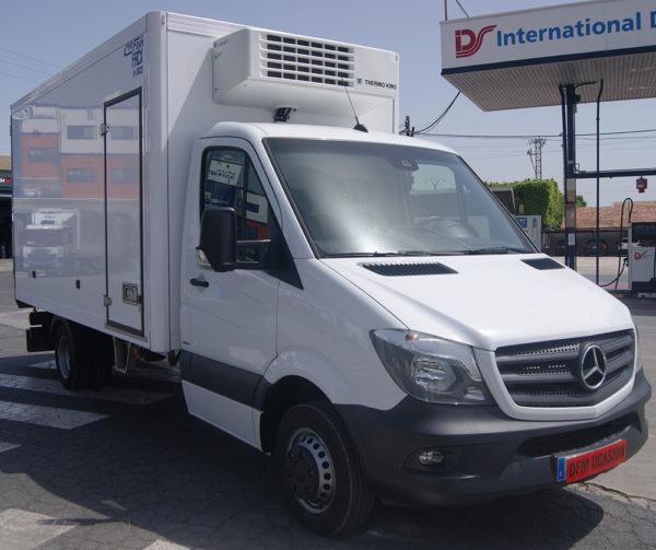 Mercedes Sprinter 516 FRIO Y CARNE COLGADA